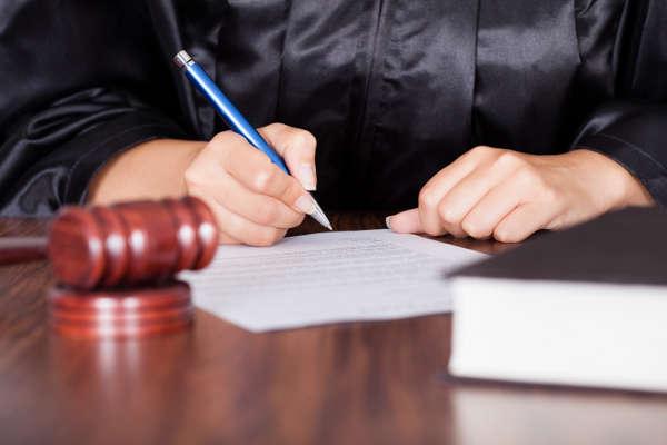 Tests psicológicos a Jueces
