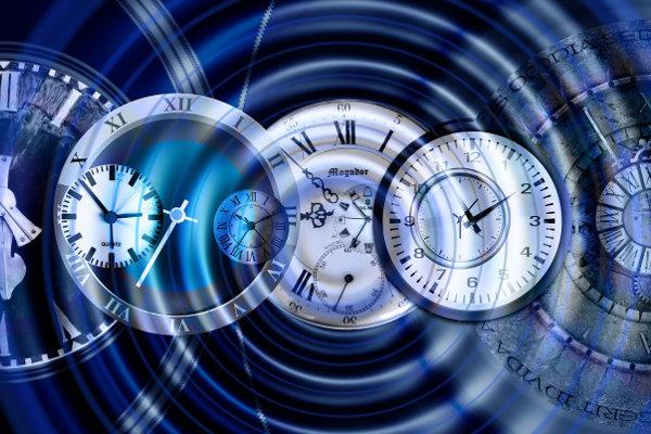 Relojes tiempo elecciones gobierno en funciones